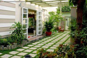 Top 10 đơn vị thiết kế tiểu cảnh sân vườn chất lượng giá rẻ tại Tphcm